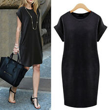 New Womens Ladies Party Club Dress Clubwear AU Size 8 10 12 14 16 18 20 22 #038H