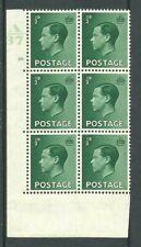 1936, Sg457, P1, ½d Green, A37 / 26 dot, Mm, (02806)