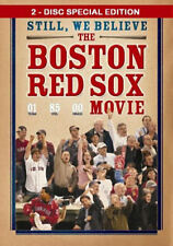 Still, We Believe: The Boston Red Sox Movie (DVD, 2005, 2-Disc Set, Spec * NEW *