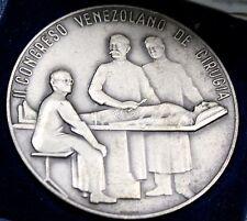 VENEZUELA II CONGRESO VENEZOLANO DE CIRUGIA MARACAIBO 1953 BEAUTIFUL ART WORK