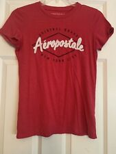 Aeropostale Junior Girls Pink Tshirt Size Large