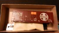 Athearn HO BB  40'  Modern Grain Boxcar kit, Santa Fe, NIB