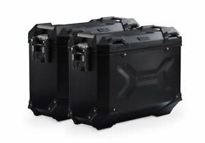 TRAX ADV Alukoffer-System Schwarz 37/37 l Multistrada 1200/1260/950 (15