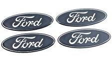 4 X Original Ford Insignias Ka Fiesta Puma Escort Focus Mondeo Smax Rs 50 Mm X 19mm