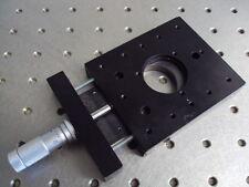 New listing Newport Melles Parker Oriel Linear Optics Lens Positioner Stage Theta