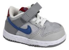 Scarpe rossi marca Nike per bambini dai 2 ai 16 anni lacci