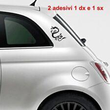 adesivi drago stickers dragon tattoo tuning per auto moto casco vetri carene