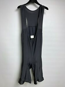 CANNONDALE Cycling Bib Shorts Size XXL Stretchy Vertex Black Made in USA
