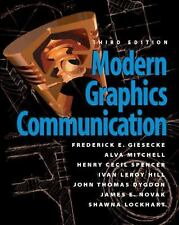 Modern Graphics Communication - Frederick E Giesecke