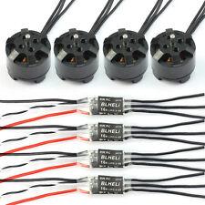 BLHeli OPTO 16A ESC+1104 4000KV Brushless Motor for Micro 100 120 130 150 drone