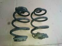 NISSAN MICRA SE DCI 65 PS 2003 1.5L DIESEL - PAIR OF REAR COIL SPRINGS