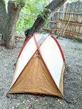 Bill Moss Tent Backpacking Camping Camden Maine Stardome Early