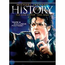 Michael Jackson History: The King of Pop 1958-2009 (DVD, 2010)
