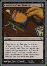 Aesthetic Consultation Magic the Gathering Unhinged Set NearMint-Mint Condition