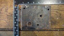 L59 Reclaimed Old Victorian Rim Lock / Door Latch