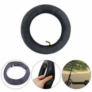 UK Electric Scooter 10 Inch 10x2.125 Rubber Inner Tube Tire Tyre Curved Nozzle