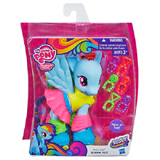 NEW HASBRO MY LITTLE PONY RAINBOW POWER FASHION STYLE RAINBOW DASH A8829