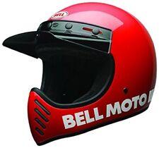 Casques rouges Bell pour véhicule homme
