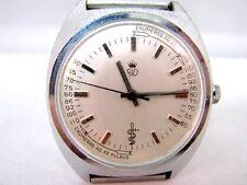 Rarität: BIO Caravelle Arztuhr Armbanduhr Pulsuhr Doctor Watch 50er Jahre
