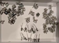 Essex 15mm Byzantines, Turk Light Cav and extra horses sold as an unpainted lot