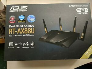 ASUS RT-AX88U 1148+4804mbps Wireless Dual Band Gaming Router