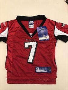 Michael Vick-Atlanta Falcons Jersey-Toddler-Red -Size 2T