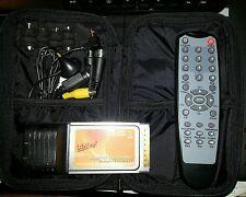 PCMCIA FlyDVB-T Cardbus Lifeview - Scheda TV e acquisizione video per Notebook
