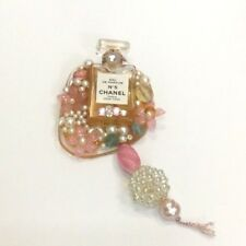 Chanel Paris New York Perfume Pin