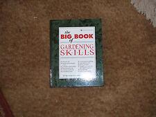 Book / The Big Book of Gardening Skills