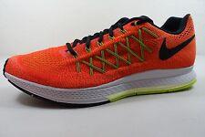 Uomo Nike Air Zoom Pegasus 32 Scarpe Numeri 15 CREMISI NERO VOLT 749340 607