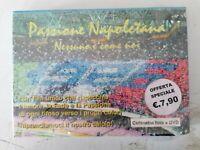 DVD + foto  Film Documentario PASSIONE NAPOLETANA Napoli MARADONA  calcio