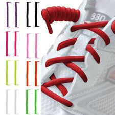 Elastic No Tie Curly Shoe Laces Coiler Elastic Twisty Unisex Fits Kid Adult JR