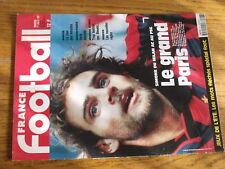 $$$ Revue France Football N°2573 Paris-SG Simone  Nantes  Herbin - Piazza
