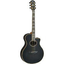 NEW Yamaha Electric Acoustic Guitar APX1200II 1200-II Translucent Black TBL