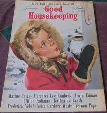 Good Housekeeping February 1943/Disney