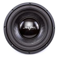"NEW SKAR AUDIO IX-10 D2 10"" 400 WATT MAX POWER DUAL 2 OHM CAR SUBWOOFER"