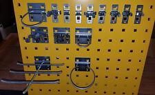 Gancho Bott surtido agujero muro gancho herramienta Muro banco de trabajo conjunto de gancho 14 pzas.