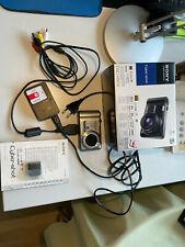 Sony CyberShot DSC-HX5V 10,2 MP Digitalkamera - Kompaktkamera