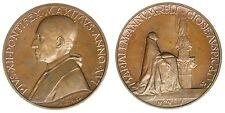 Medaglia Medal Pio Pius XII Anno XVI Proclamazione Anno Mariano #MD298