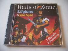 Walls of Rome + Star Legions + Strike Squad (PC) article neuf USK 18