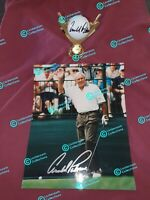 GARY PLAYER AUTOGRAPHED GOLF BALL WITH PICTURE CERTIFIED BACKED BY THE A.M.A