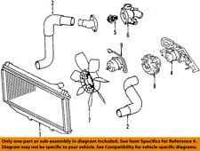 Lexus TOYOTA OEM 98-05 GS300-Engine Water Pump 161004987683