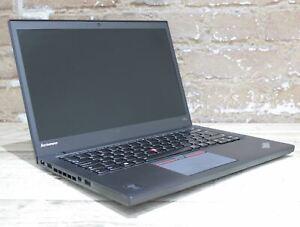 "Lenovo ThinkPad T450s 14.1"" Laptop i5 5th Gen 256GB 12GB Win 10 Grade B 414052"
