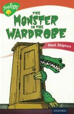 OXFORD READING TREE __ TREE TOPS __ THE MONSTER IN THE WARDROBE __ LEVEL 13