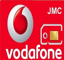 2 X VODA PHONE PAY AS YOU GO SIM CARD, BRAND NEW OFFICIAL