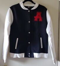 Atticus Clothing Medium Varsity Jacket Blink-182 Hoppus Delonge Warped Tour Punk