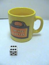 Tiny Coffee / Expresso Mug Mini-Tasse à Café Souvenir Musée Grevin Museum Paris
