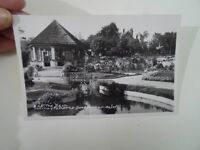 Vintage Real Photo Postcard THE DELL HEXTHORPE FLATTS DONCASTER  §A1010
