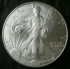 1996 $1 American Silver Eagle Dollar