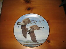 "David Maass 8"" Collector Plate, Last Of The Season"